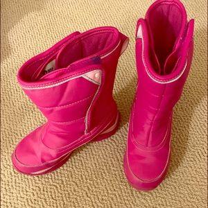 Lands End Snow Flurry boots